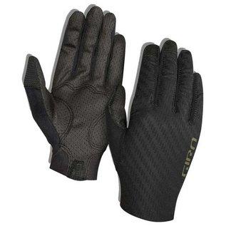 Giro Cycling Giro Cycling Rivet CS Mountain Gloves - Black/Olive (Adult Size XL)