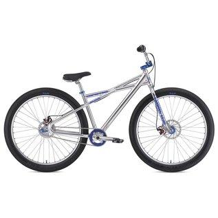 SE Bikes SE Monster Quad 29 + Brushed Silver 2019