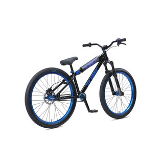 SE Bikes SE DJ Ripper HD 26in 2019 Black/Blue