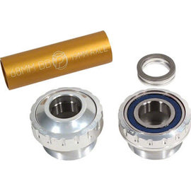 Profile Racing Profile Racing Outboard Bearing Bottom Bracket Silver (no Spindle)