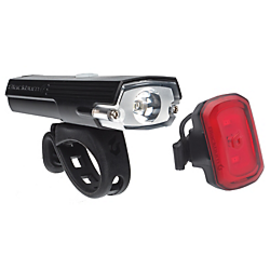 Blackburn Blackburn DayBlazer 400L Front Light Combo Blk
