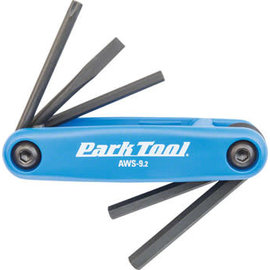Park Tool Park Tool AWS-9.2 Fold-Up Hex Wrench Set