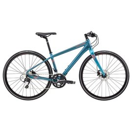 Cannondale Canndondale Quick 2017 Blu