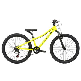Haro Haro Flightline 2018 24 Matte N. Yellow / Black