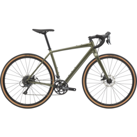Cannondale Cannondale Topstone Sora 2020 Vulcan Green