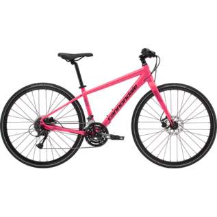 Cannondale Cannondale Quick Disc 4 2019 Strawberry Tl