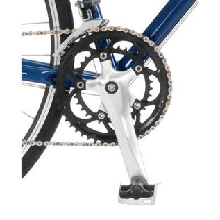 KHS Bicycles Compact Cranks 34x50T,172.5mm