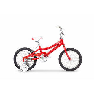 "Fuji Fuji Rookie Kid's 16"" Red 2019"