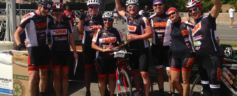 Ride the 2020 MS150 with the iCycle Team !
