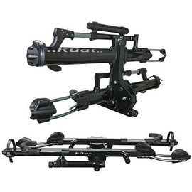 Kuat Kuat NV 2.0 Hitch Rack 2-Bike 2 Basic Receiver Metallic Black/Chrome