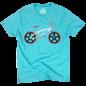SE Bikes SE Bikes Mike Buff PK Shirt Aqua