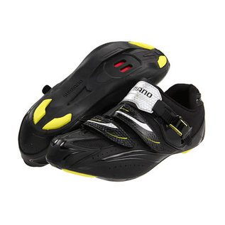 Shimano Shimano SH-RT82 Road Shoes Blk/Yel 44