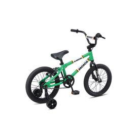 Fuji SE Bronco kid's 16  2020 Green