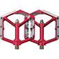 Spank Spank Oozy Pedals Platform Aluminum 9/16 Red