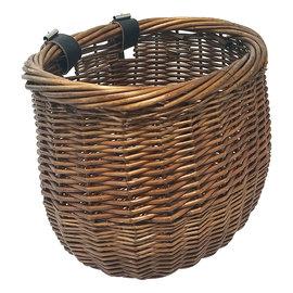 Sunlite Sunlite Basket Ft Willow Bushel Honey 13x8x9