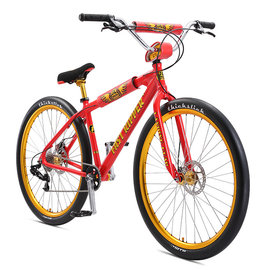 SE Bikes SE Fast Ripper 2020 29in Red