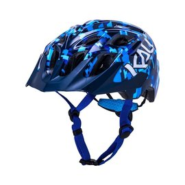 Kali Protectives Kali Chakra Youth Pixel Gloss Blue Youth Small