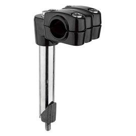 Black Ops Black Ops Stem MX Dbl 5-1/2 Cromo 21.1mm Bk