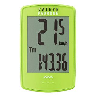 Cateye Cayete Computer CC-PA100W Padrone Wireless Green
