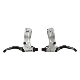 Black Ops Black Ops Mx Fx3 Bent Brake Lever Black/Silver