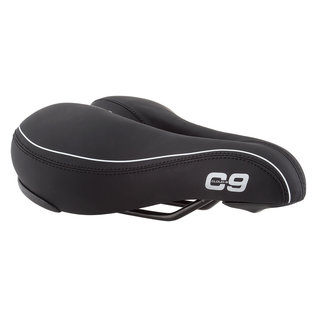 Cloud 9 Cloud 9 Comfort Airflow Saddle Unisex Blk