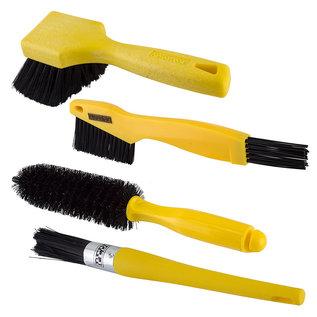 PEDROS Pedro's Brush Set Pro Brush Kit Bicycle Specific