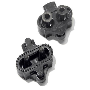 Shimano Shimano SM-SH51 Cleats Pedals SPD Single Release No Cleat Nut Plate