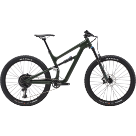 Cannondale Cannondale Bad Habit Carbon 1 2019 Green Clay
