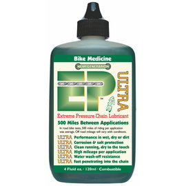 Bike Medicine Bike Medicine EP Ultra Bike Lube 4 oz Bottle
