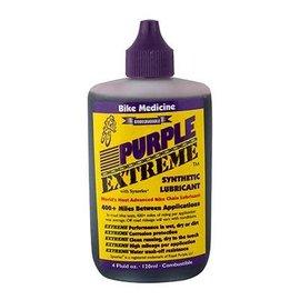Bike Medicine Bike Medicine Purple Extreme Bike Lube 4oz