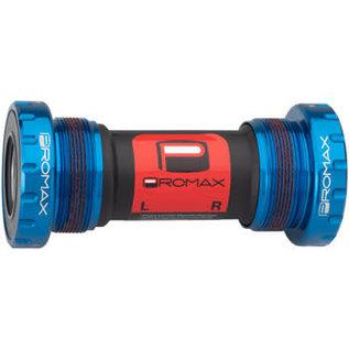 Promax Promax EX-1 Alloy external Sealed Bottom Bracket 68/73mm Blue