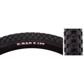Kenda Kenda Tires K-Rad Sport 24x2.125 Black SRC/60 Wire 65psi