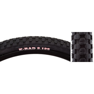 Kenda Kenda Tires K-Rad Sport 24x2.125 Black SRC/60 Wire 65psi