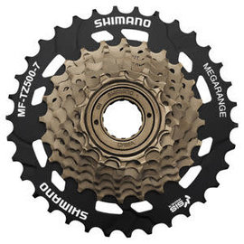 Shimano Shimano MF-TZ500 7 Speed Freewheel  14T-32T