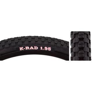 Kenda Kenda Tires K-Rad Sport 20x1.95 Black