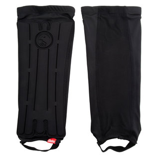 The Shadow Conspiracy Shadow Invisa-Lite Shin Guards: Black XL