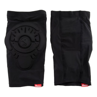 The Shadow Conspiracy Shadow Invisa-Lite Knee Pads: Black XL