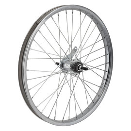 WHEEL MASTER Wheelmaster 20x1.75 Steel Juvenile Rear Wheel CB Sil