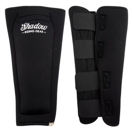 The Shadow Conspiracy The Shadow Conspiracy Shinners Shin Guards Black Small/Medium
