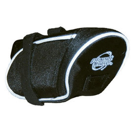 Planet Bike Planet Bike Seat Bag Big Buddy Black
