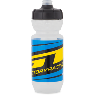 GT Bikes GT Factory Bottle Blue with Yellow