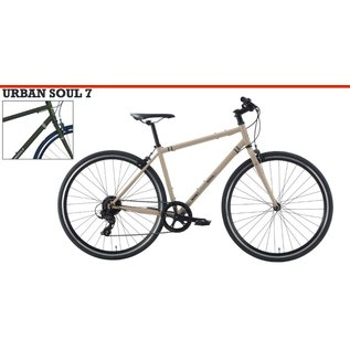 KHS Bicycles KHS Urban Soul 7 2020