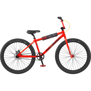 GT Bikes GT Pro Series Heritage 26 2021 Red