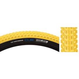 SE Bikes Se Bikes Tires Cub 26x2.0 Yelow/SK Wire/27