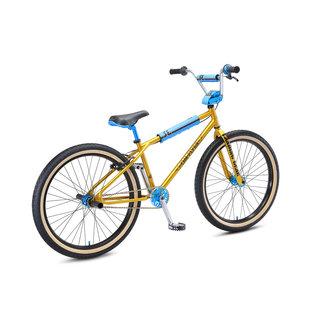 SE Bikes SE OM Flyer 26 2021 Gold/Blue
