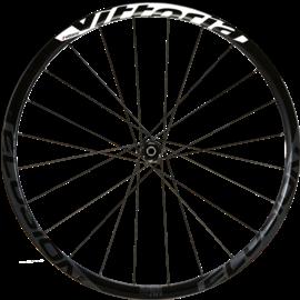 VITTORIA Vittoria Elusion Carbon Disc Wheelset 700x 30c  12mm Thru 1656g