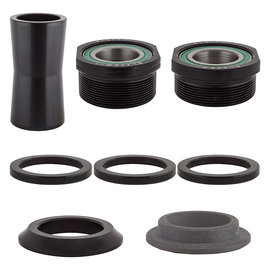 Black Ops Black Ops Bottom Bracket 19mm Euro Lo-Profile Blk