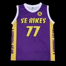 SE Bikes SE Basketball Jersey