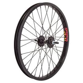 "SE Bikes SE Bikes 20"" 36H Blk Front Wheel"