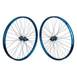 WHEEL MASTER Wheelmaster SE OM Duro 27.5 584X36 Wheel Pair Blu